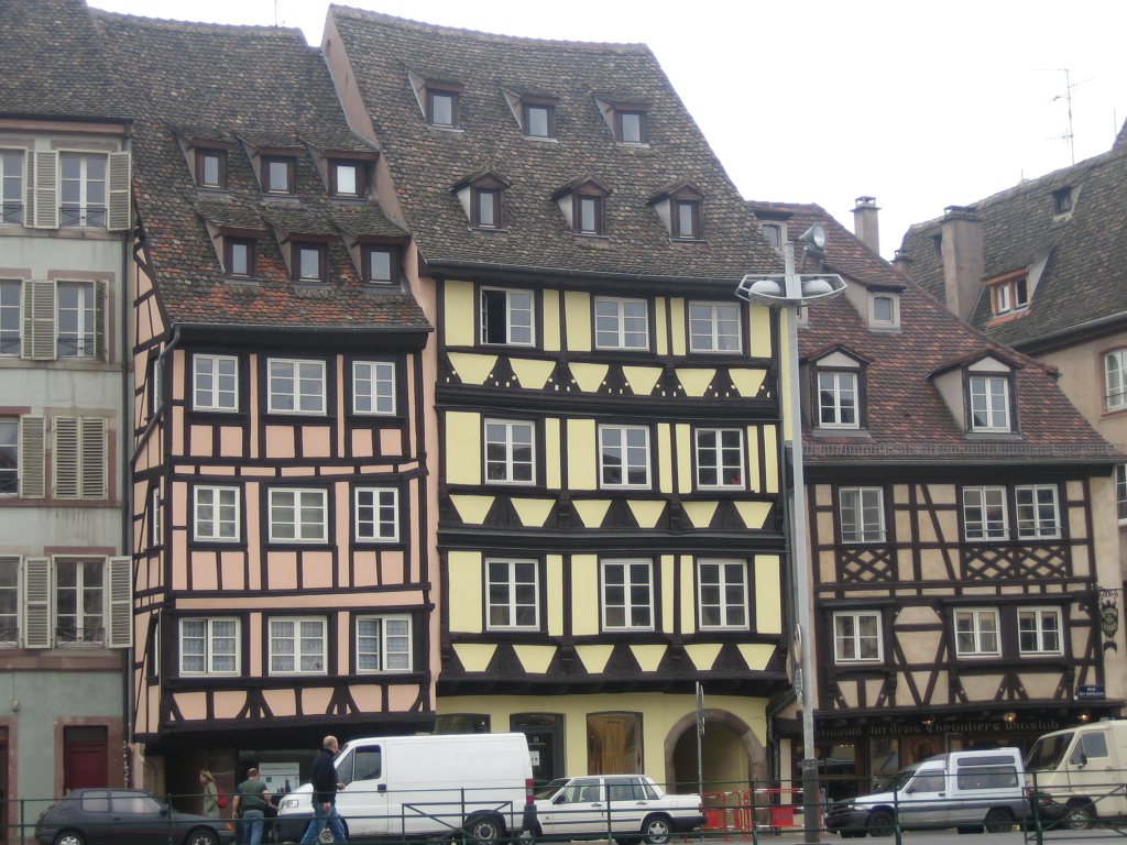 Google images for Strasbourg architecture